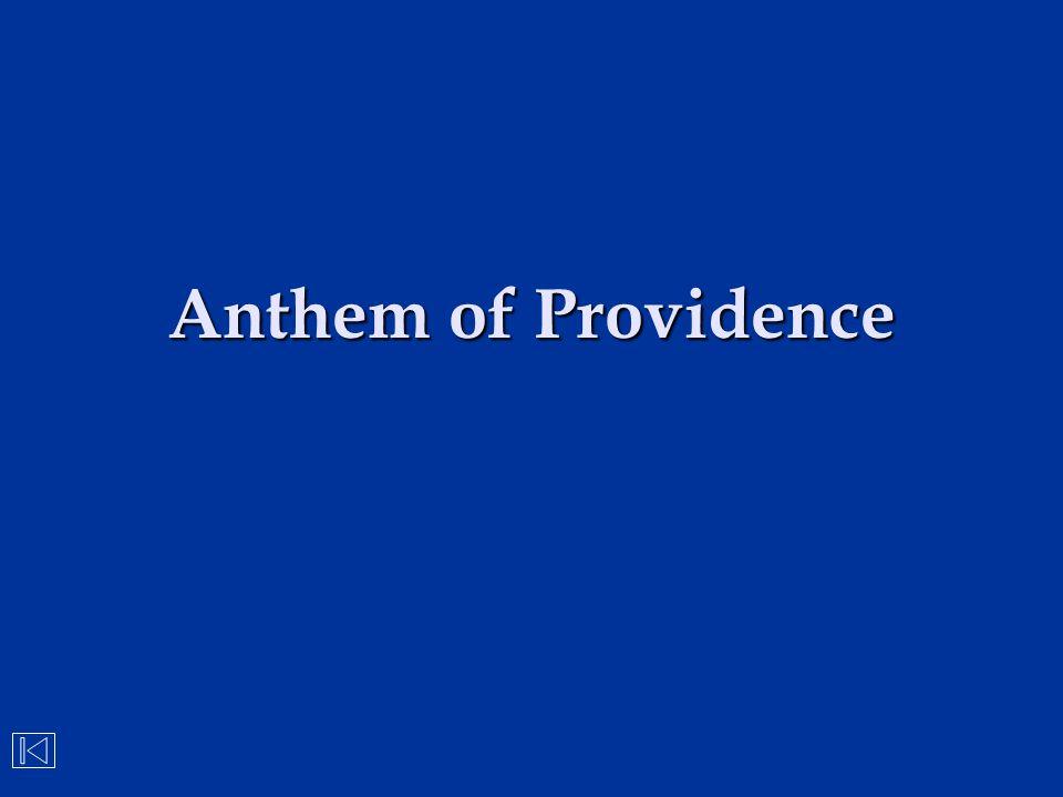 Anthem of Providence