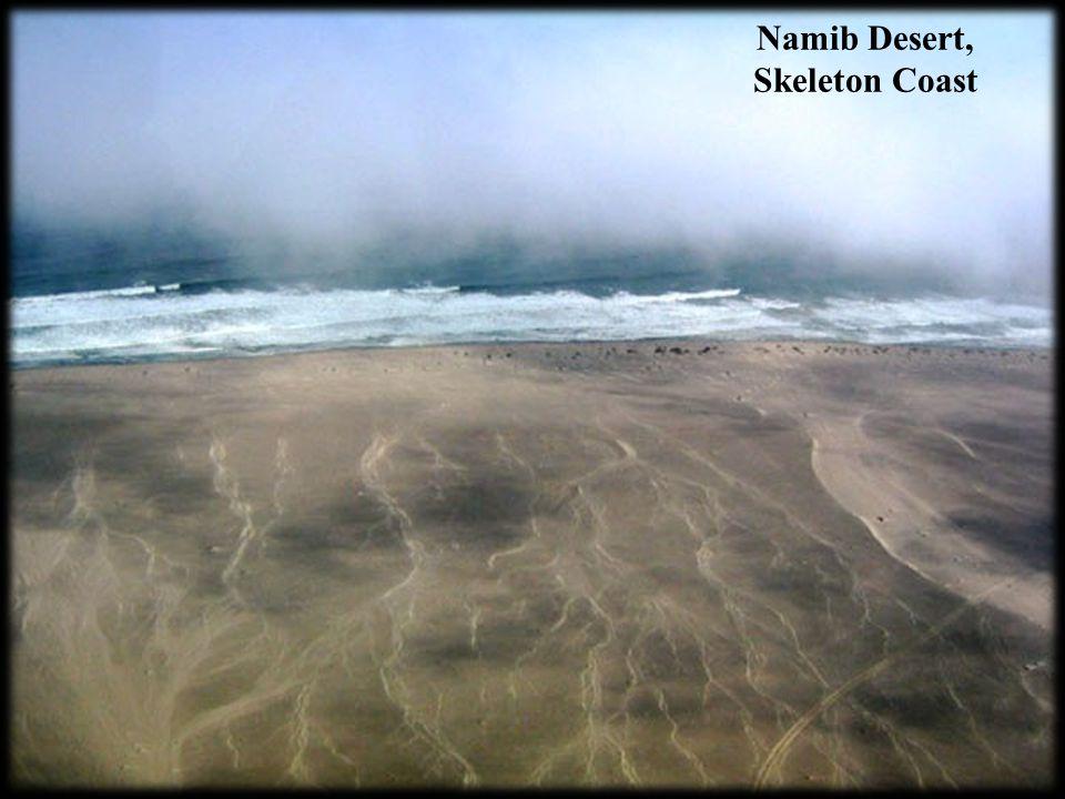 Namib Desert, Skeleton Coast