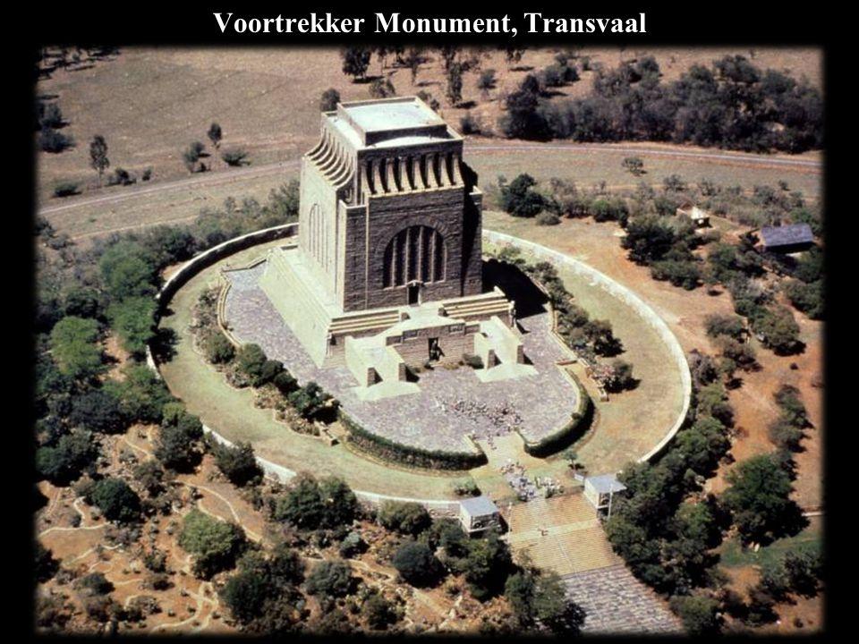 Voortrekker Monument, Transvaal