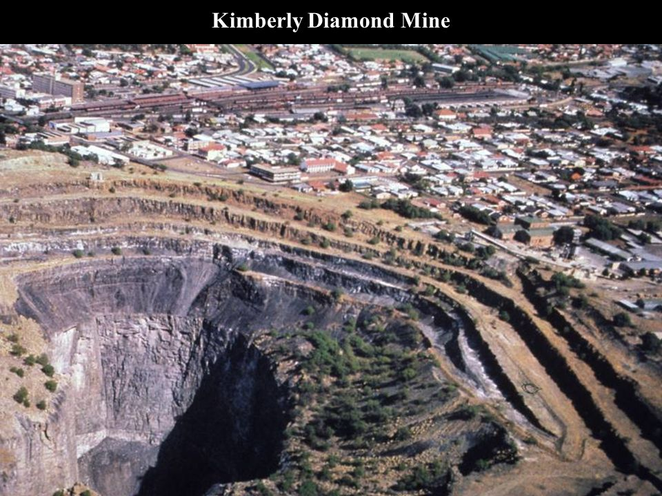 Kimberly Diamond Mine
