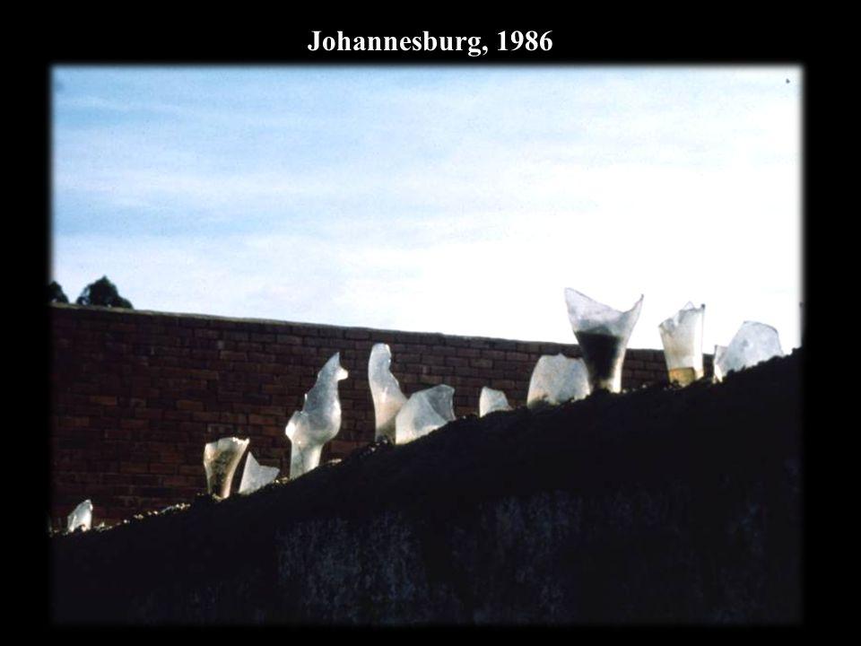 Johannesburg, 1986
