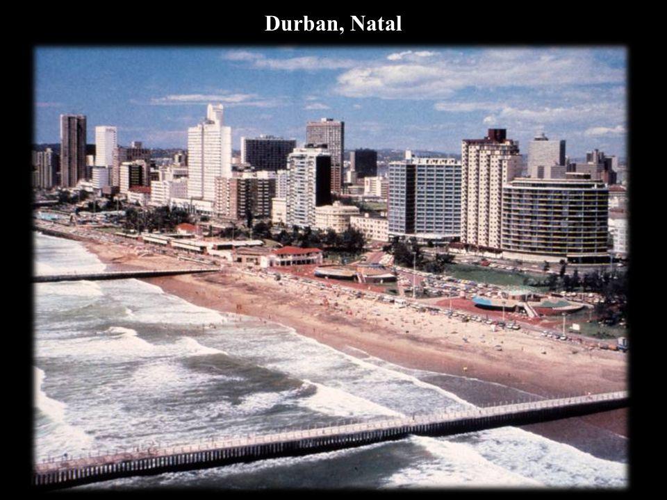 Durban, Natal