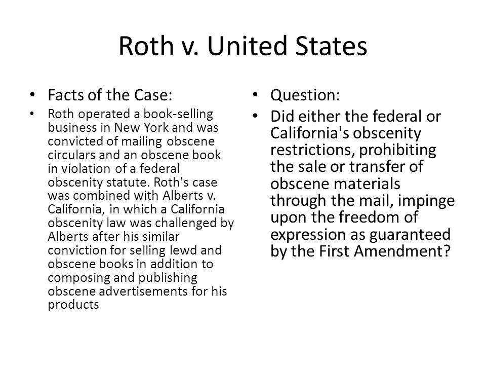 Roth v.