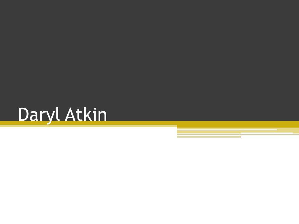 Daryl Atkin