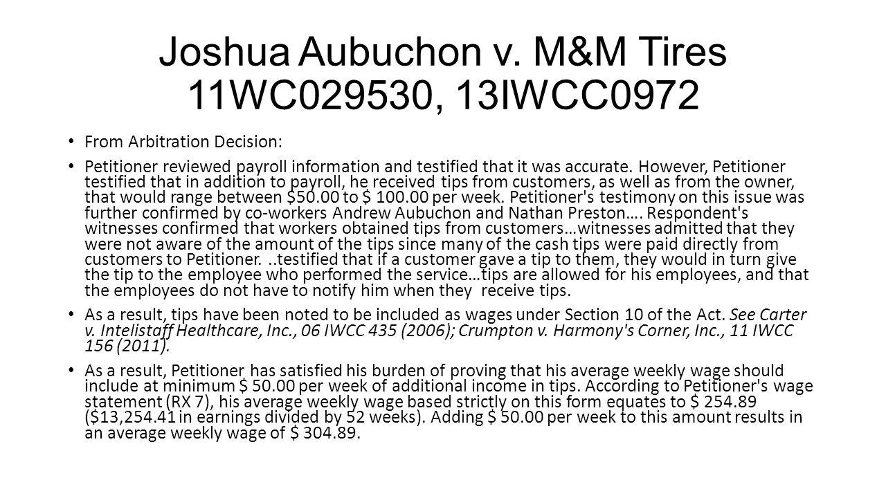 Joshua Aubuchon v.