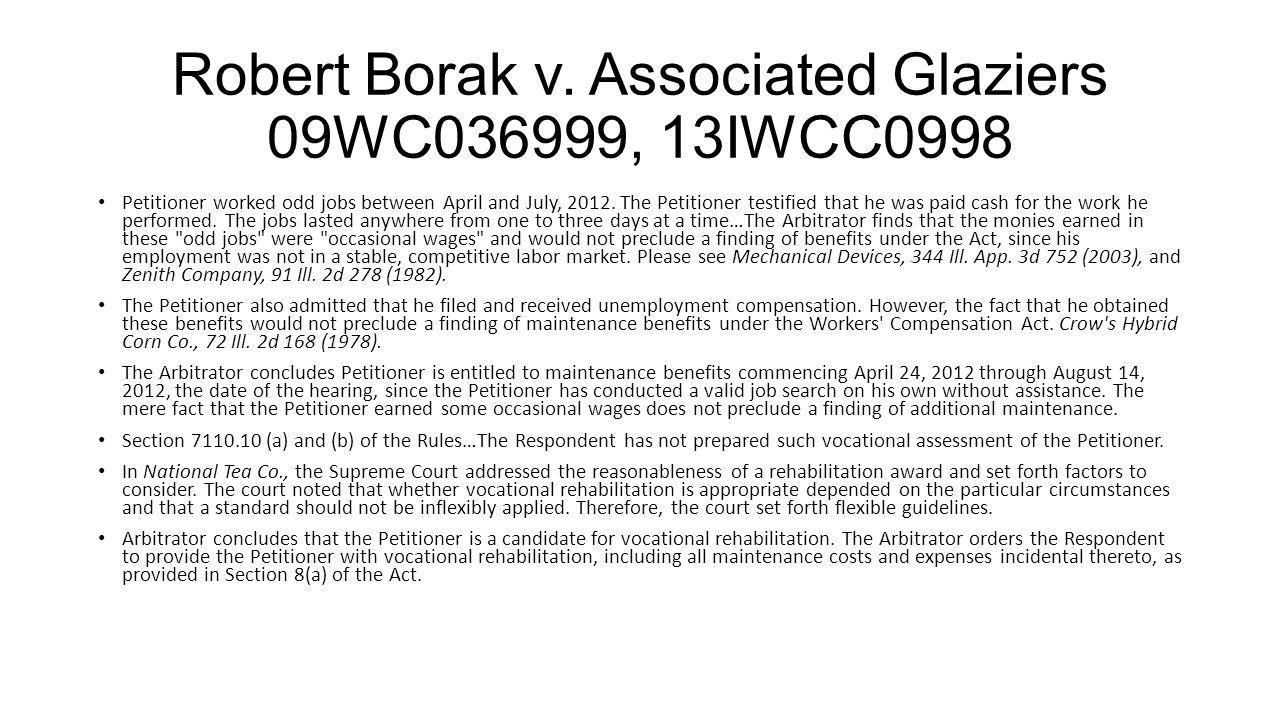 Robert Borak v.