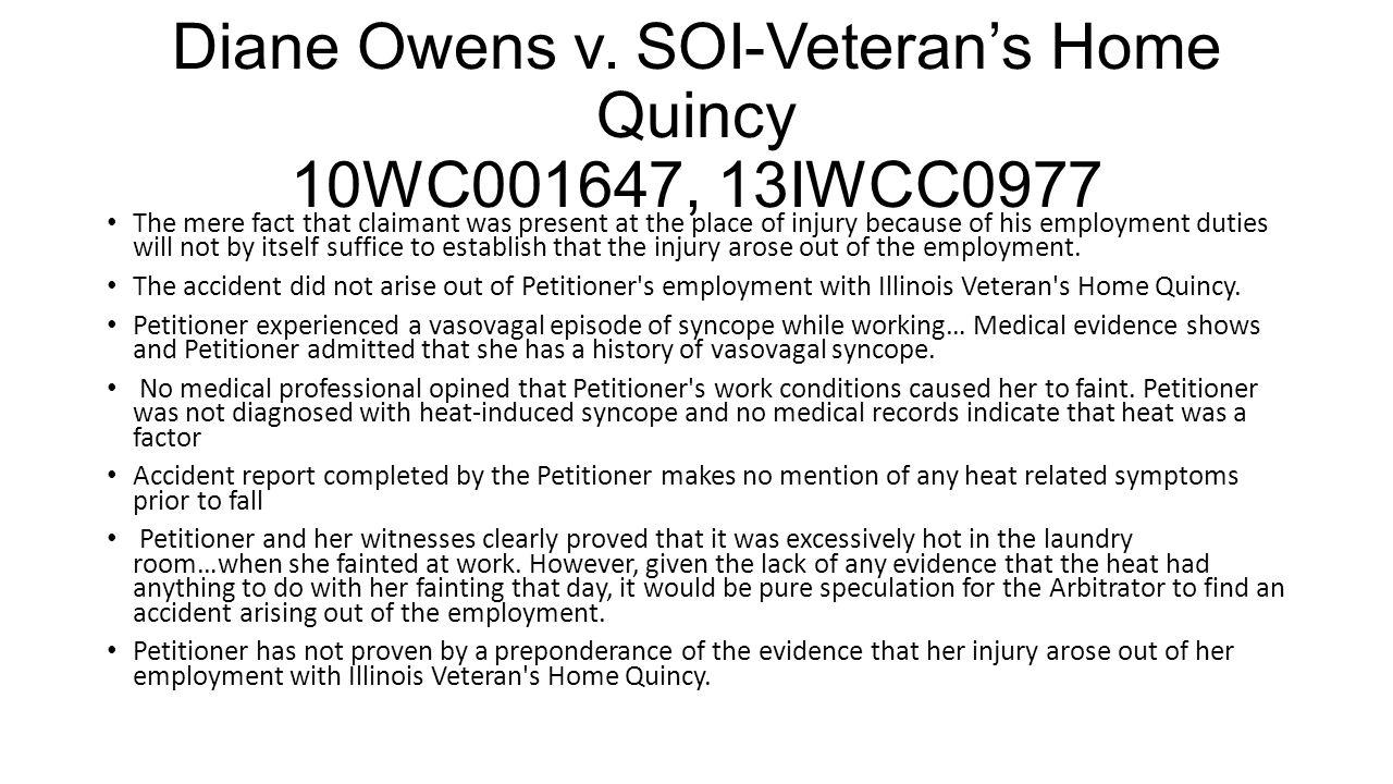 Diane Owens v.