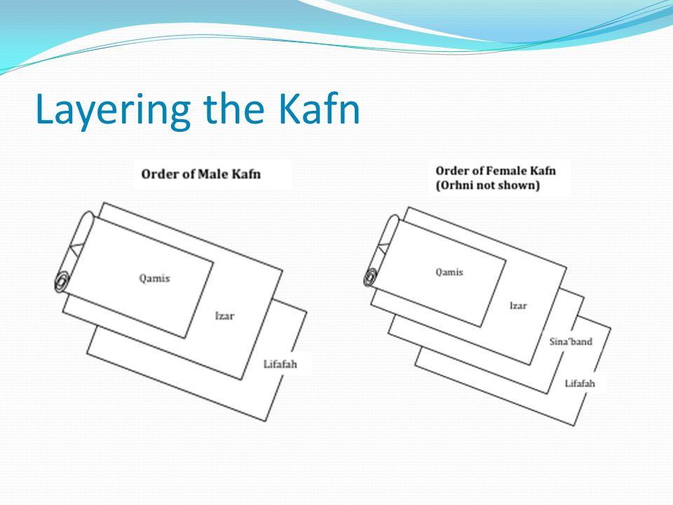 Layering the Kafn