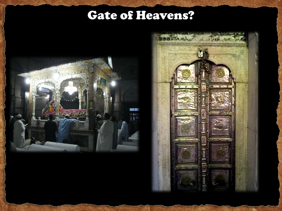 Gate of Heavens.