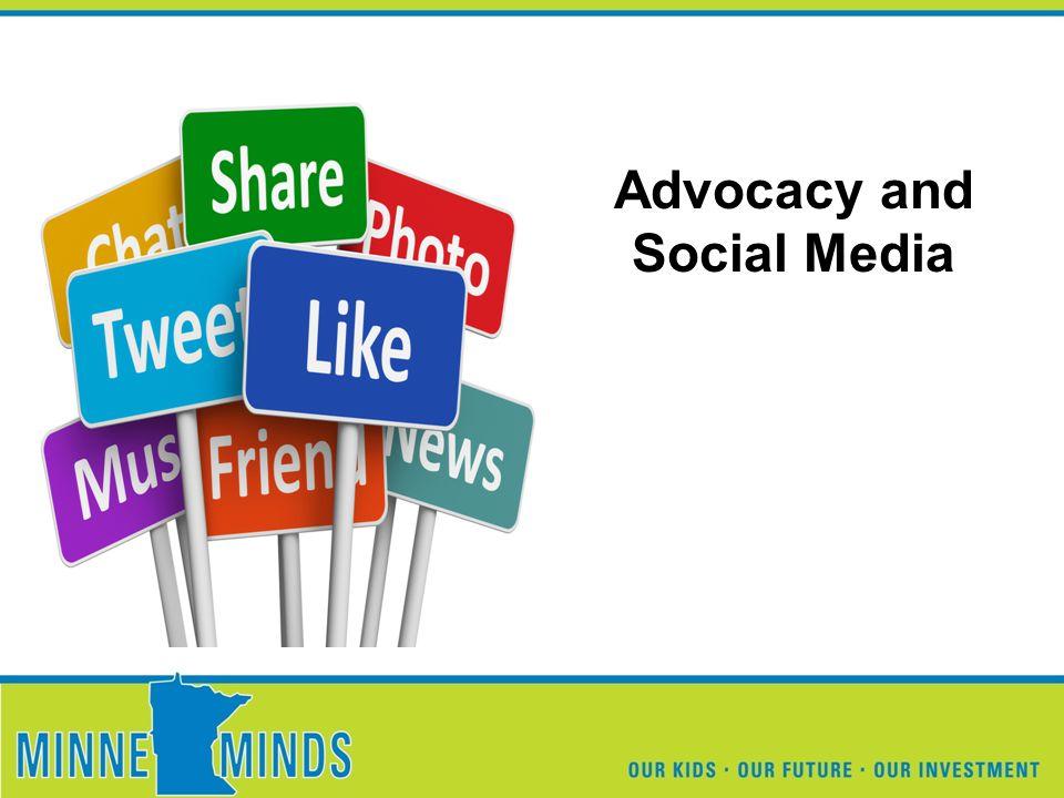 Advocacy and Social Media