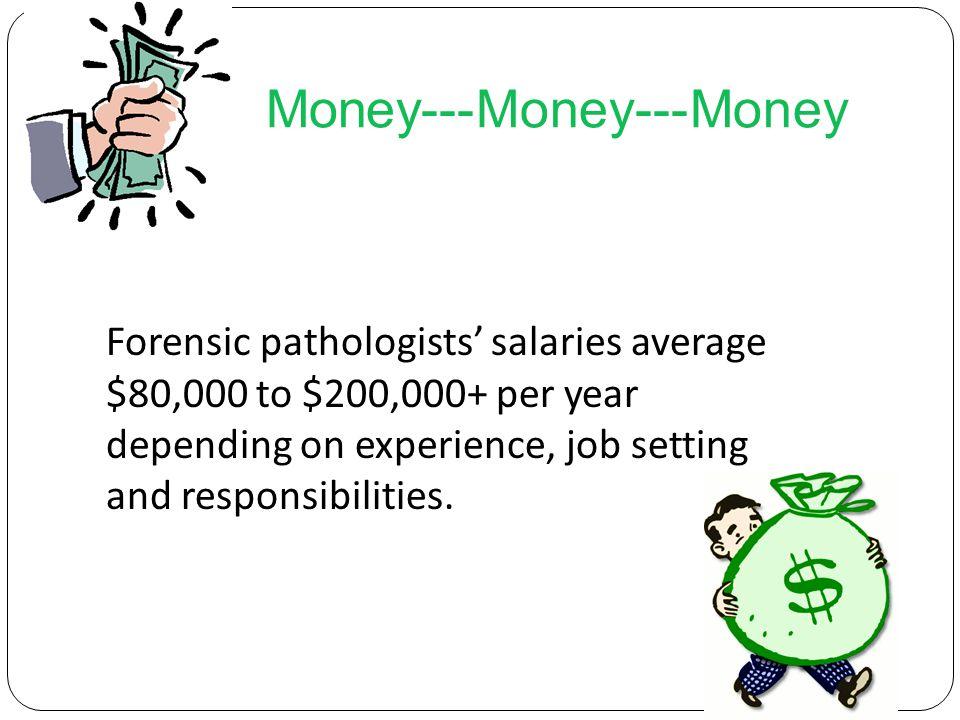 forensic pathology salary - Vatoz.atozdevelopment.co