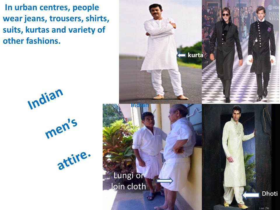 market scene. Indian