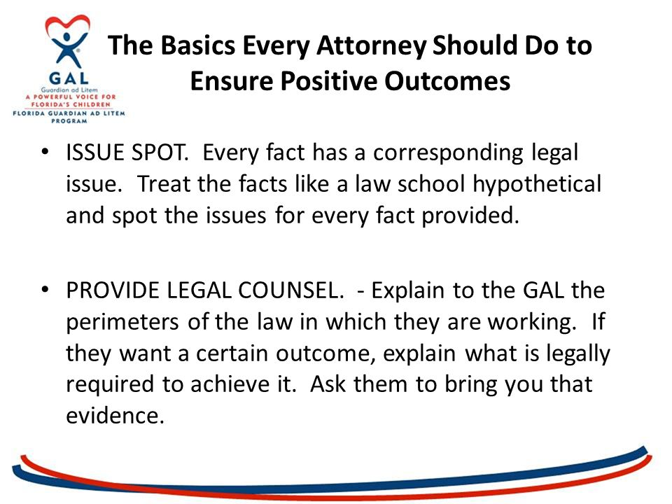 The Basics Every Attorney Should Do to Ensure Positive Outcomes DOCKET YOUR CASES.