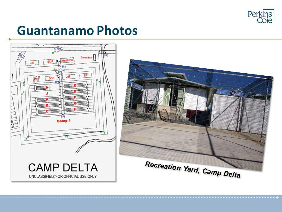 Guantanamo Photos