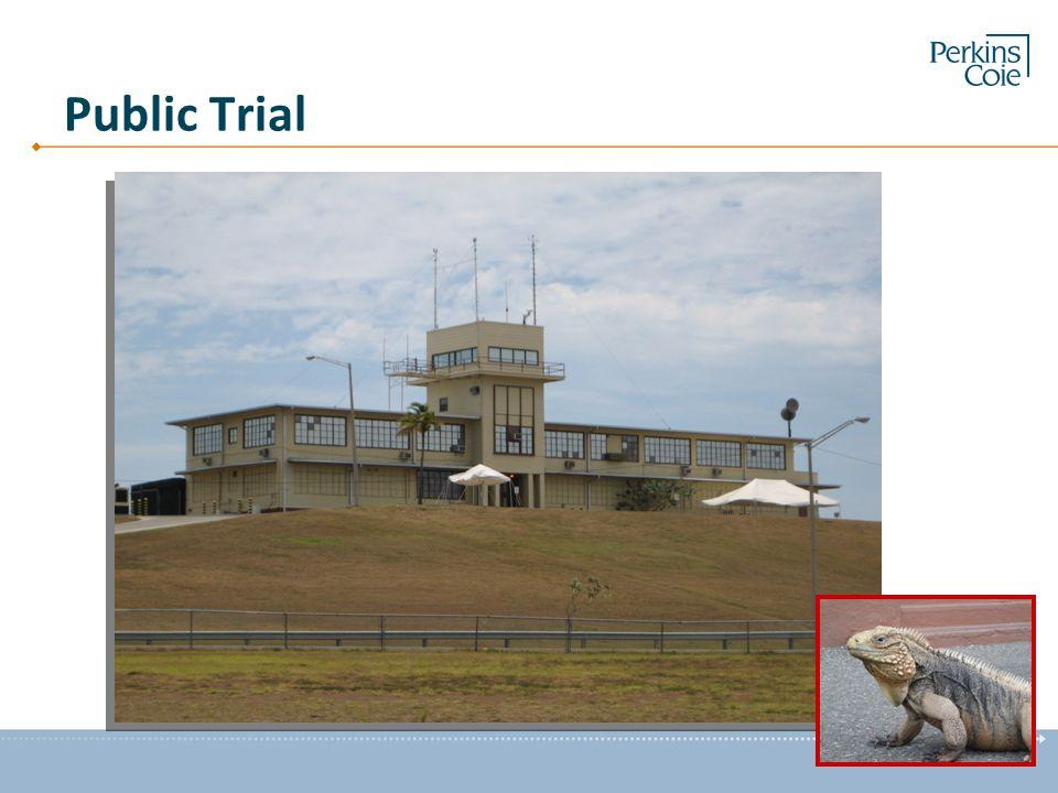Public Trial