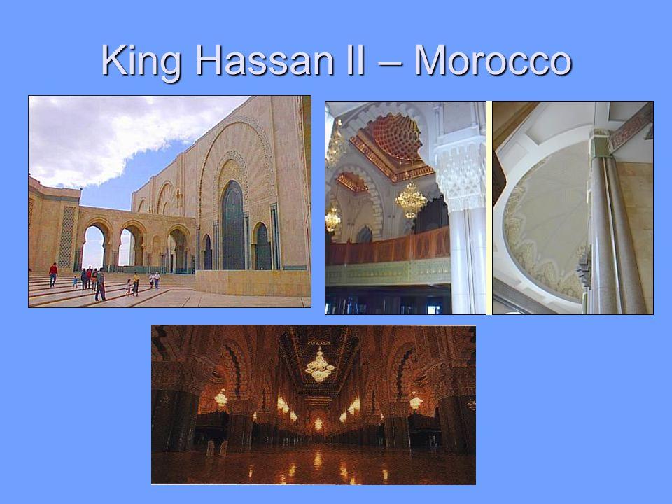 King Hassan II – Morocco