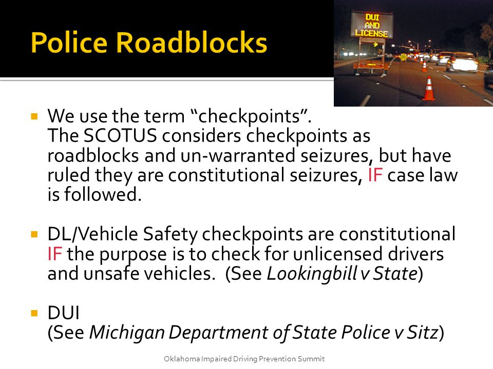  We use the term checkpoints .