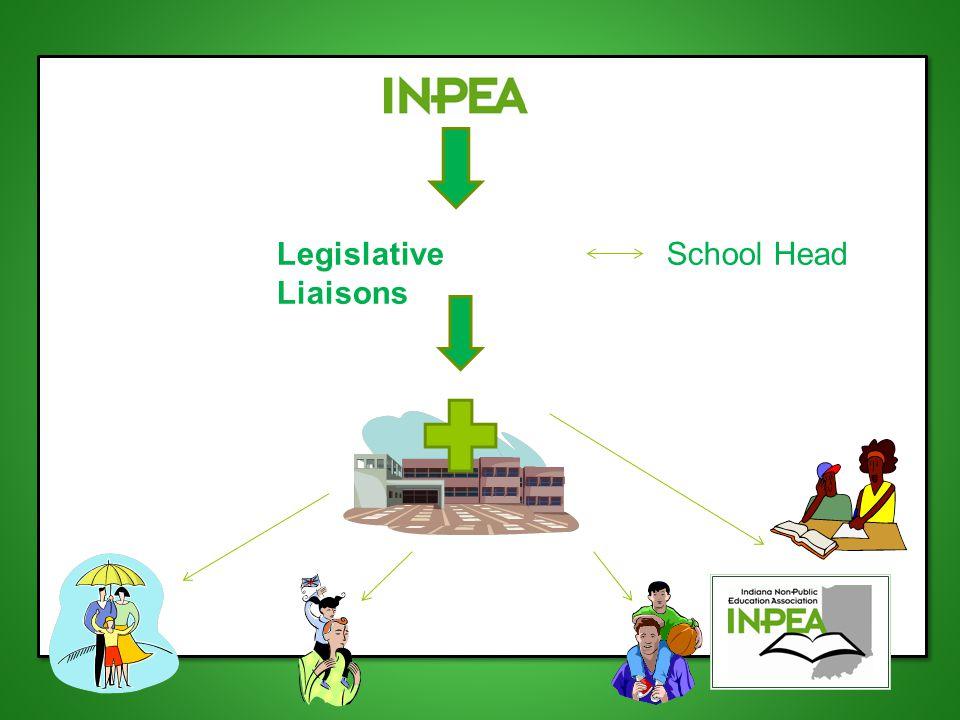 Legislative Liaisons School Head