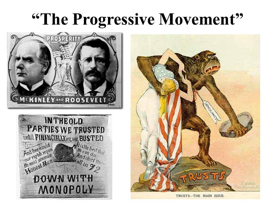 """""""The Progressive Movement"""""""