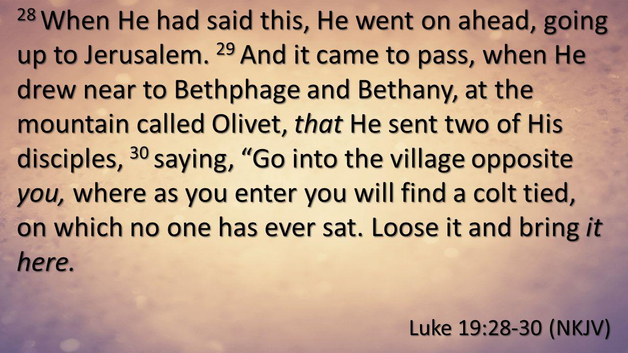 13 So they cried out again, Crucify Him! Mark 15:13 (NKJV)
