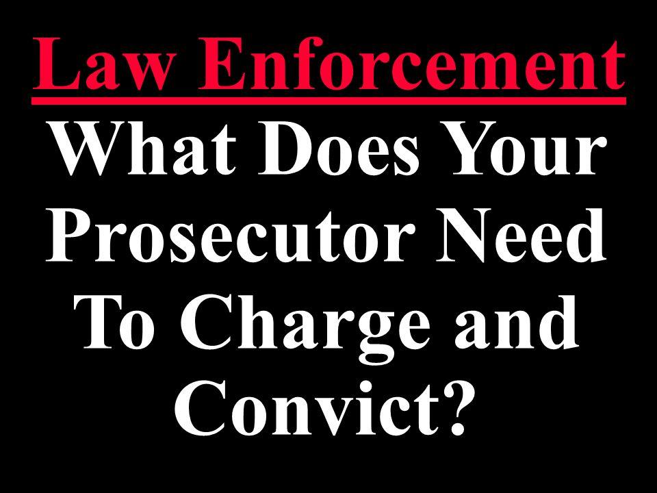 What Questions Do Your Dispatchers Ask? Law Enforcement