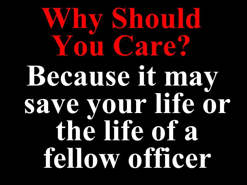 How Can Advocates Help You Help The Victim Survive? Law Enforcement