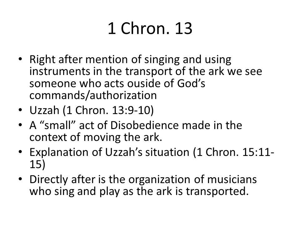 1 Chron.