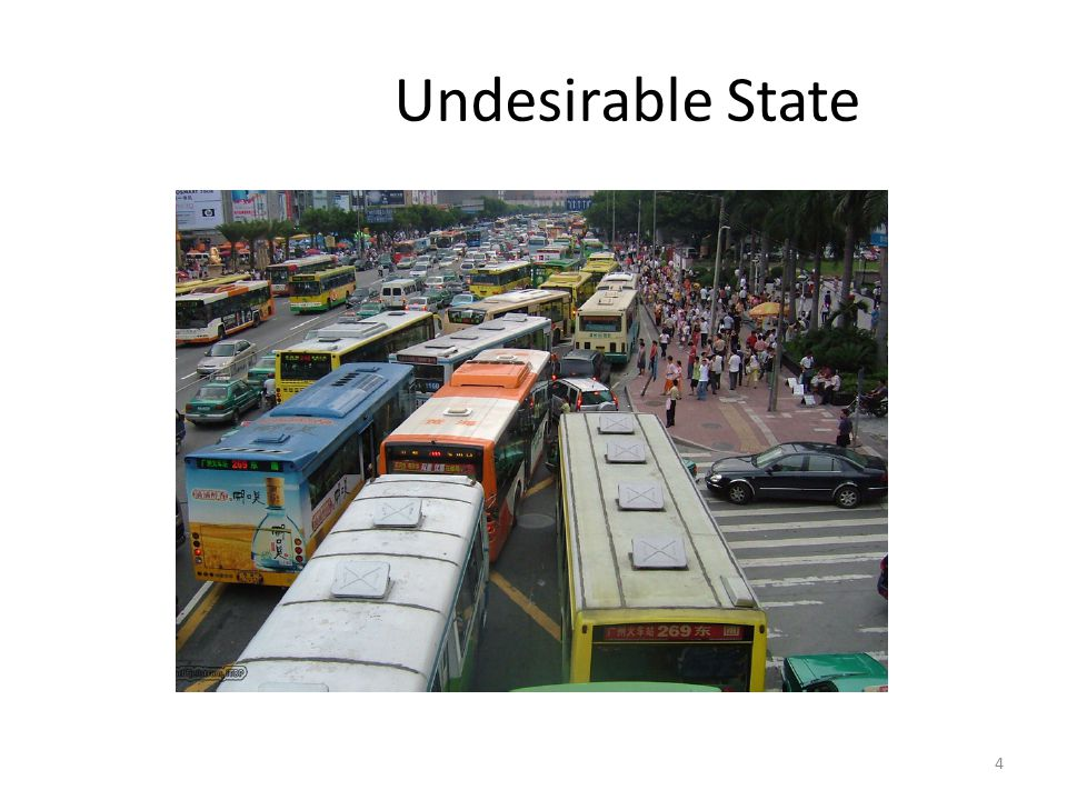 Undesirable State 4