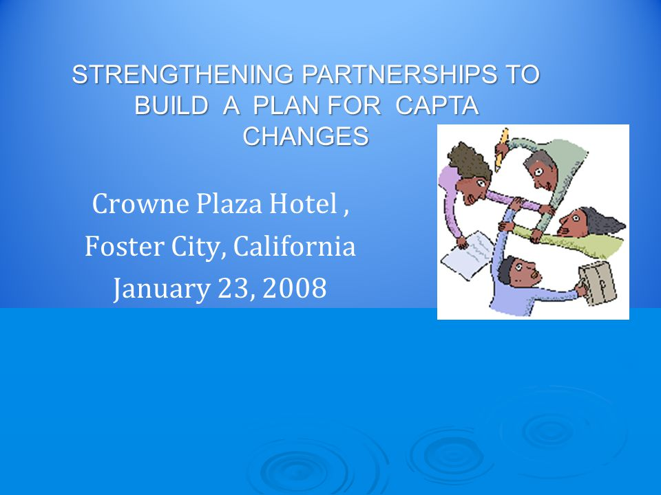Consider this…  Create multiple pathways for screening using primary physicians or other resources  Participating agencies should work together to contribute to the plan of care to meet the child's needs.