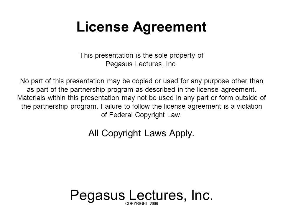 Pegasus Lectures, Inc.COPYRIGHT 2006 Simple Transducer Block Diagram Fig.