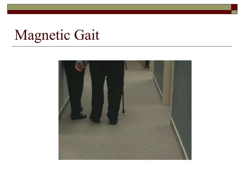 Magnetic Gait