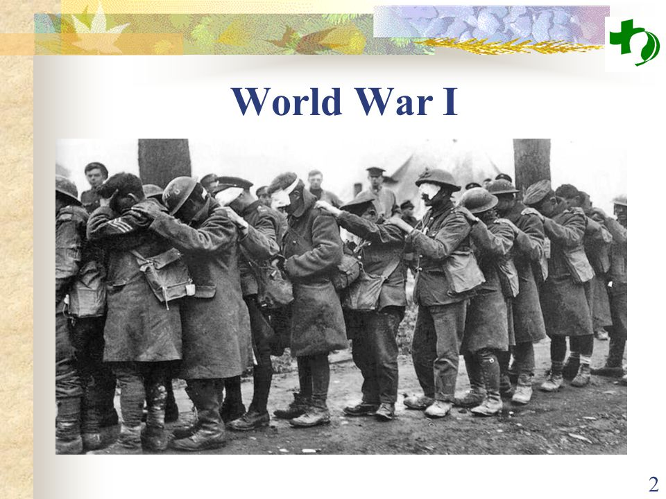 World War I 2