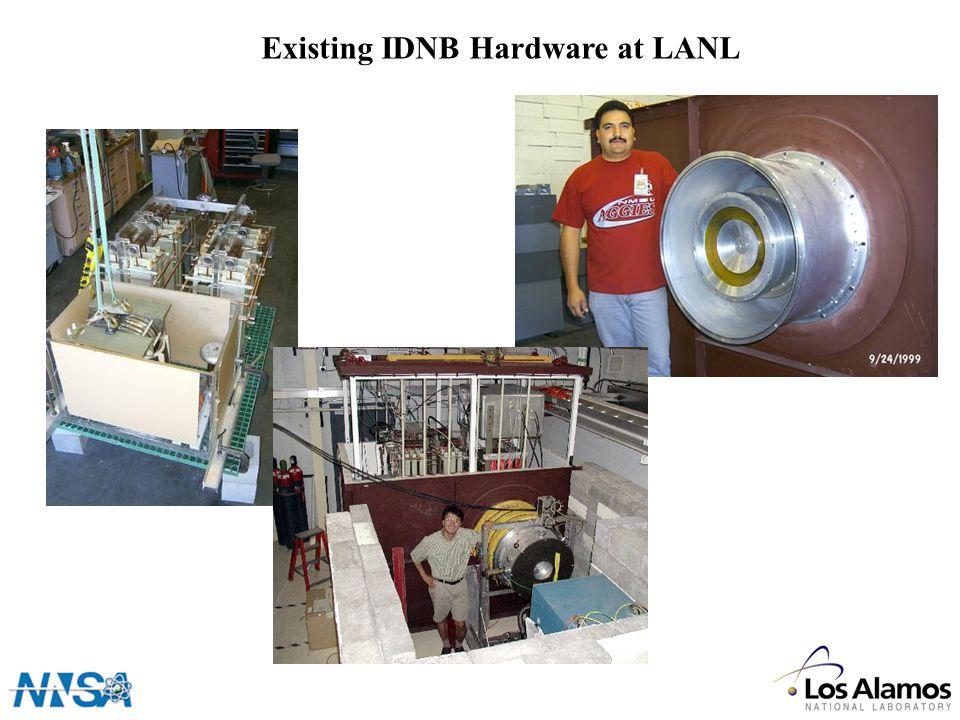 Existing IDNB Hardware at LANL