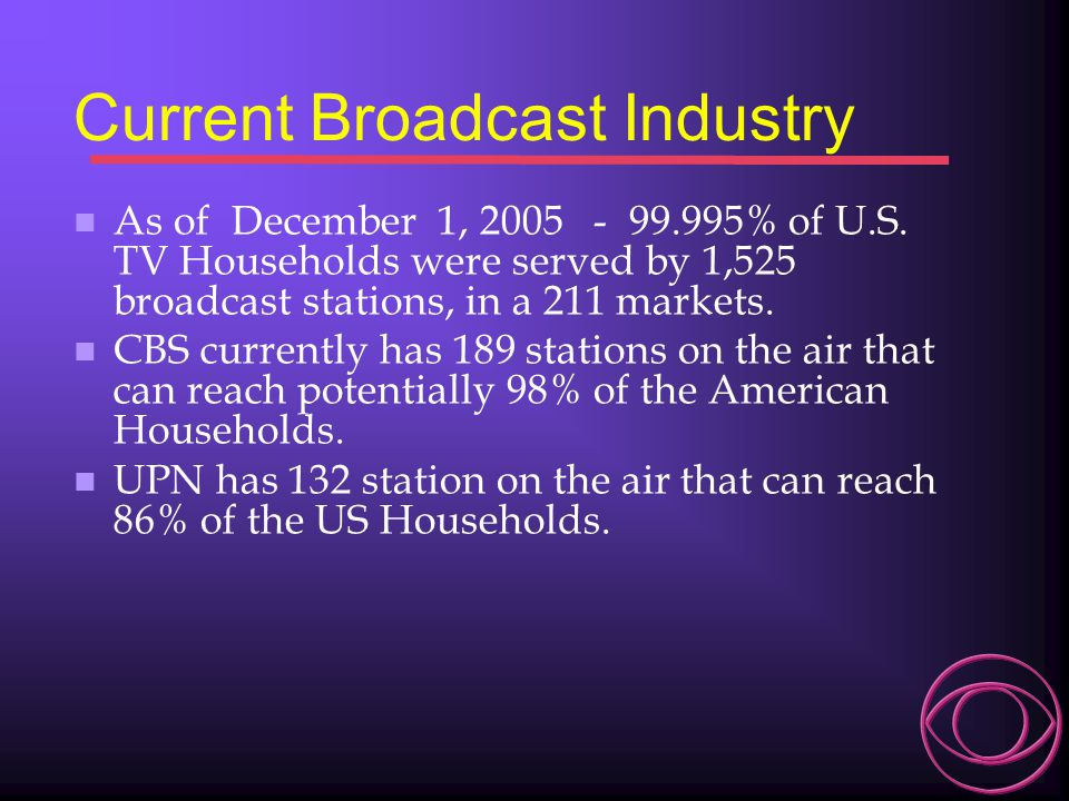 HDTV Retransmission n All consumer manufacturers are moving to 1920 x 1080 HD displays.