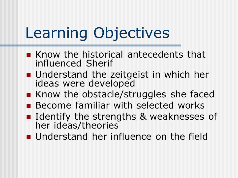 References Harvey, O.J. (1989). Muzafer Sherif (1906-1988), American Psychologist, 44, 1325-1326.