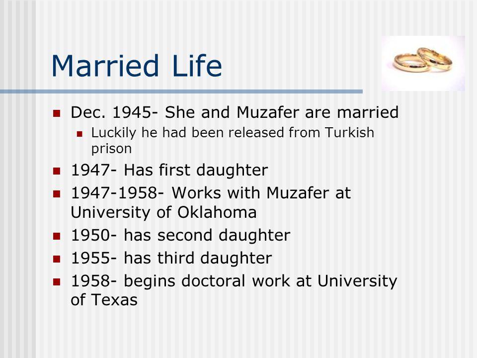 Professional Career 1961- earned Ph.D.