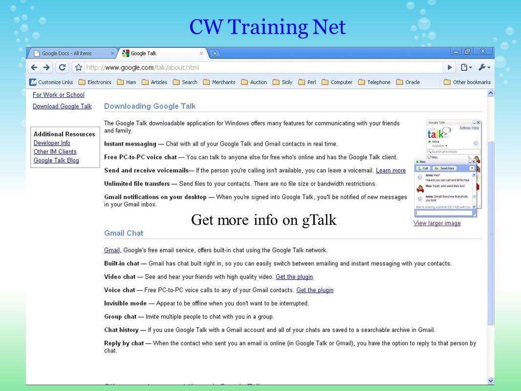 CW Training Net Build a code practice oscillator