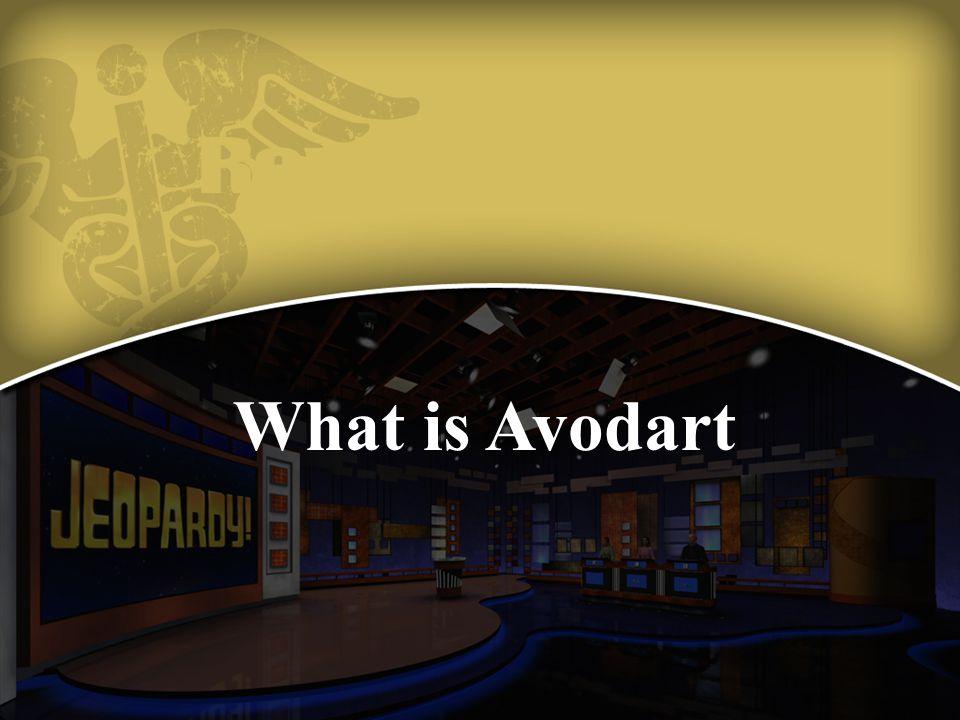 What is Avodart