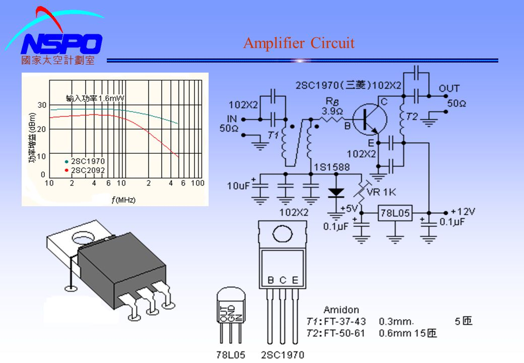 Oscillator Circuit 國家太空計劃室