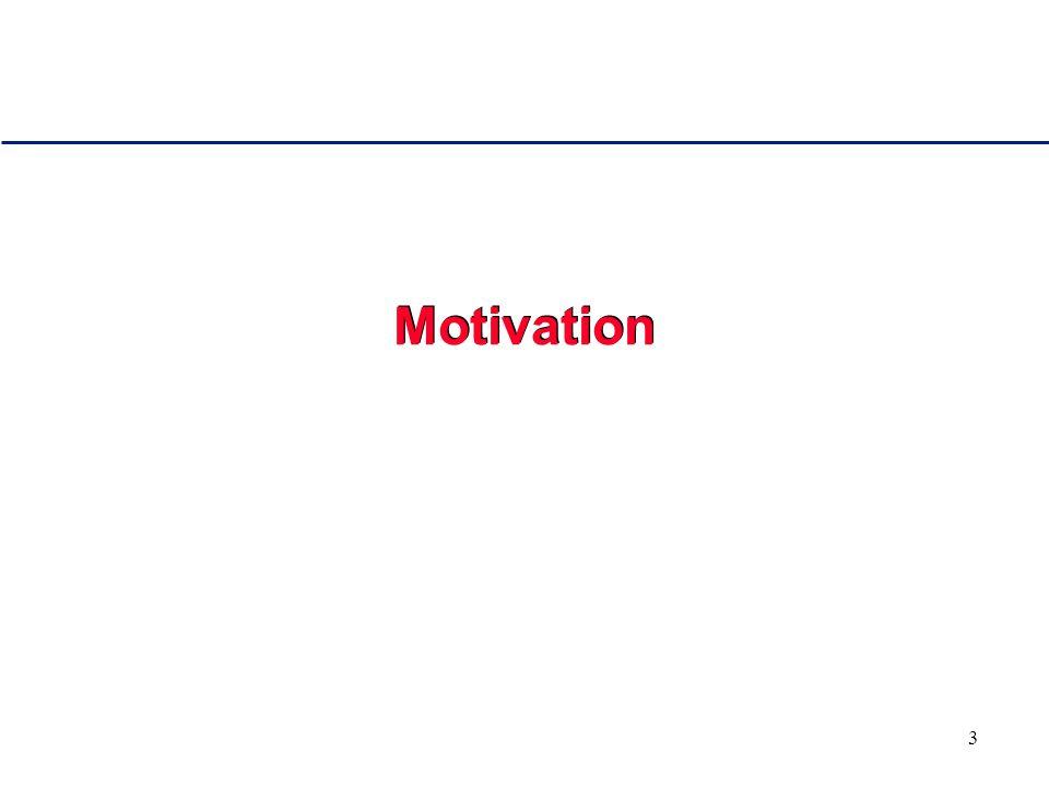 3 Motivation