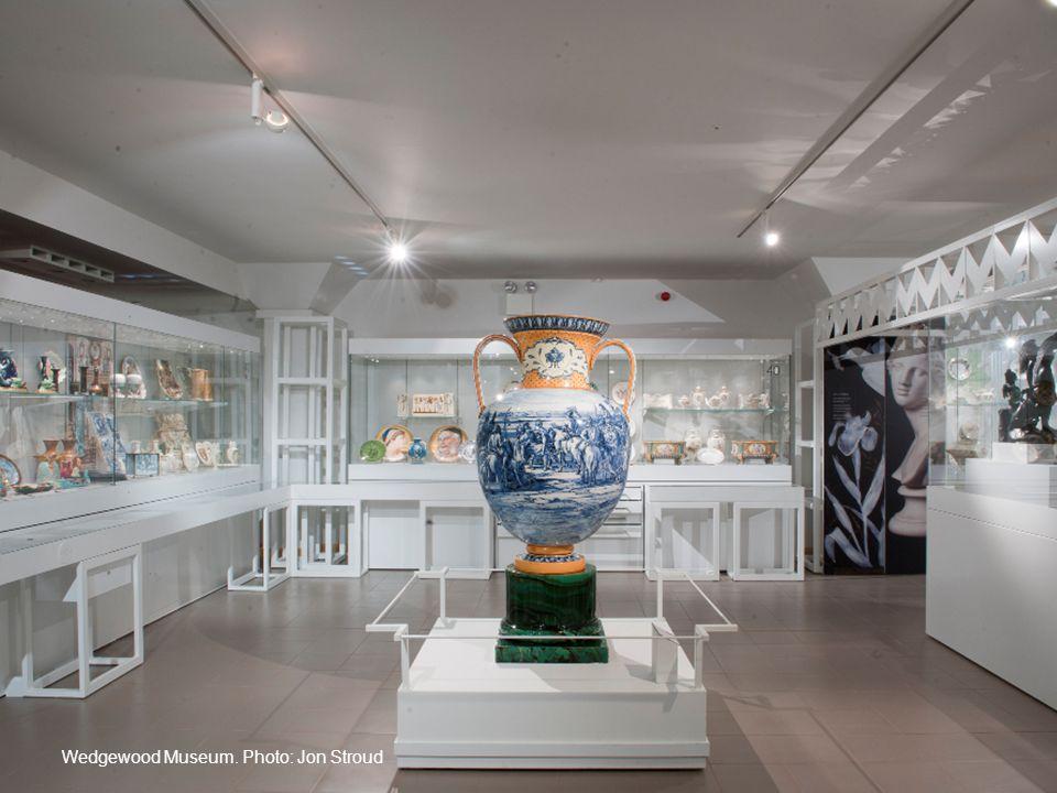 Wedgewood Museum. Photo: Jon Stroud
