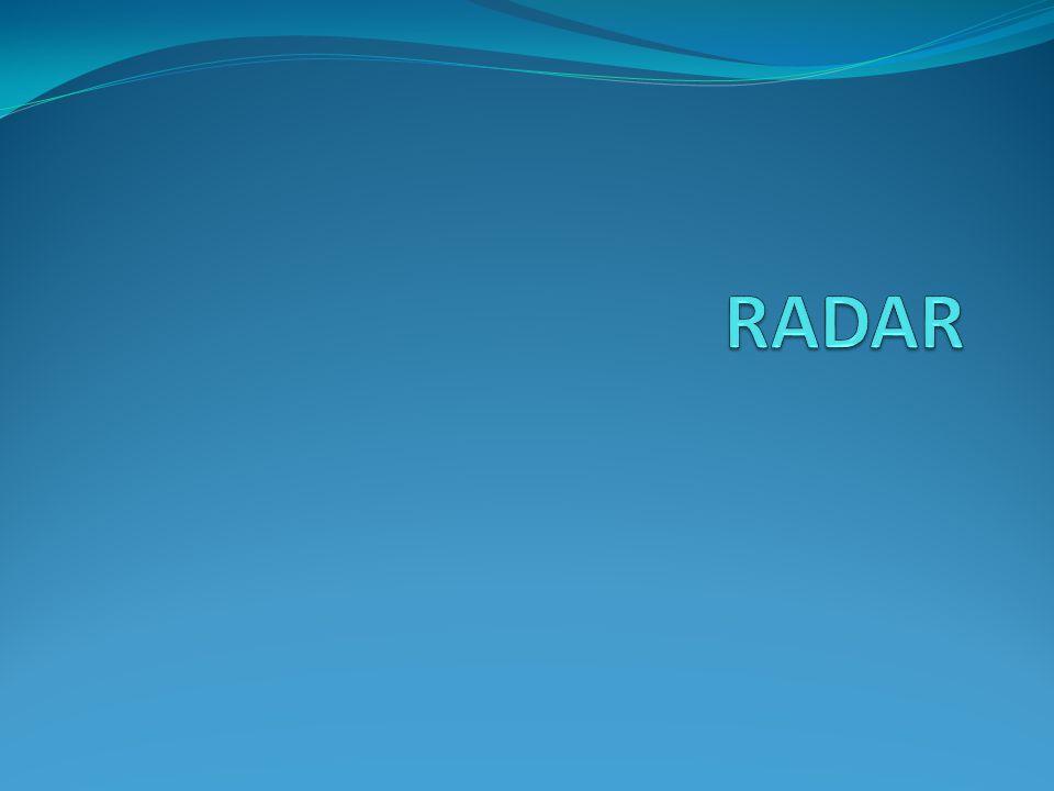 2.Pulsed Radar: More useful than CW radar.