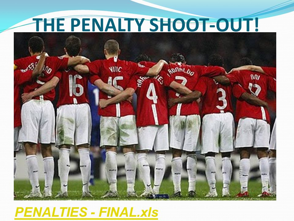 THE PENALTY SHOOT-OUT! PENALTIES - FINAL.xls