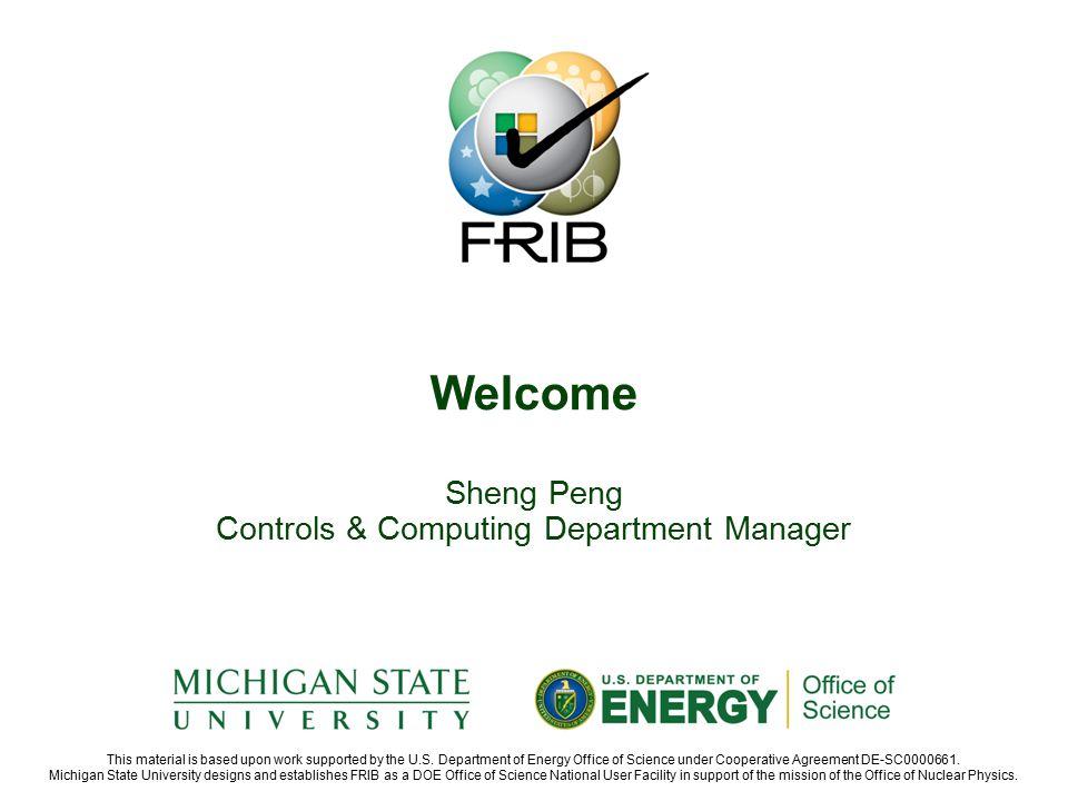 FRIB Project at MSU Project of $614.5M ($520M DOE, $94.5M MSU)  Dec.