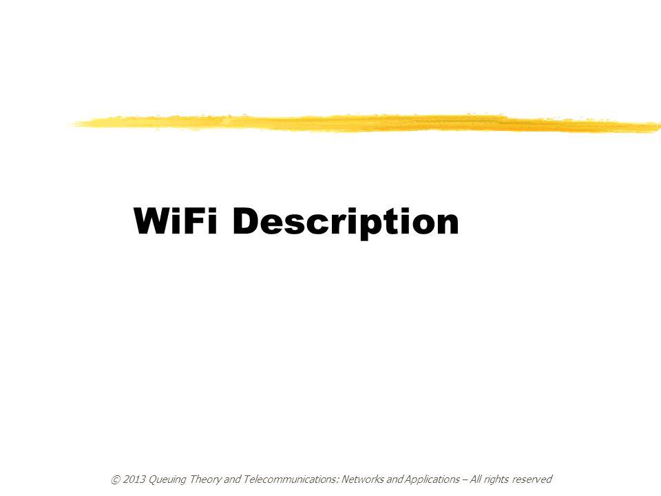 WiFi Description