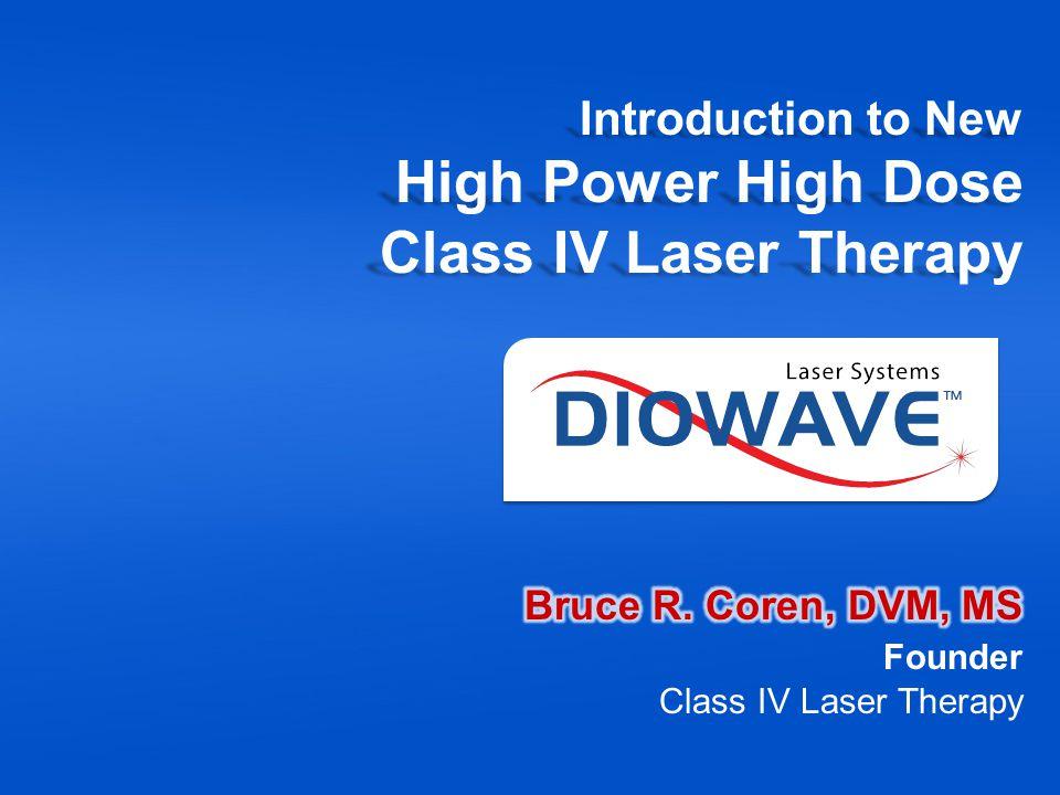 Class 3b Lasers LLLT