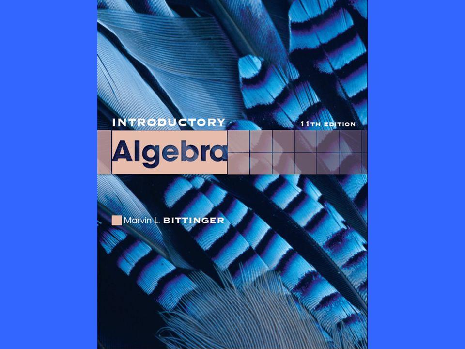 CHAPTER 9 Quadratic Equations Slide 2Copyright 2011, 2007, 2003, 1999 Pearson Education, Inc.