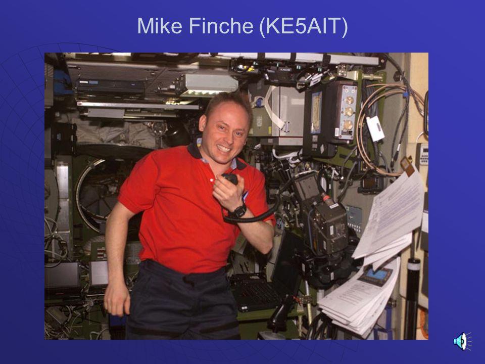Mike Finche (KE5AIT)