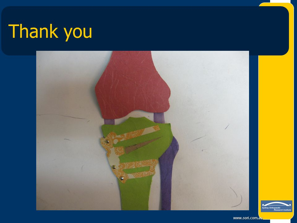 www.sori.com.au Thank you