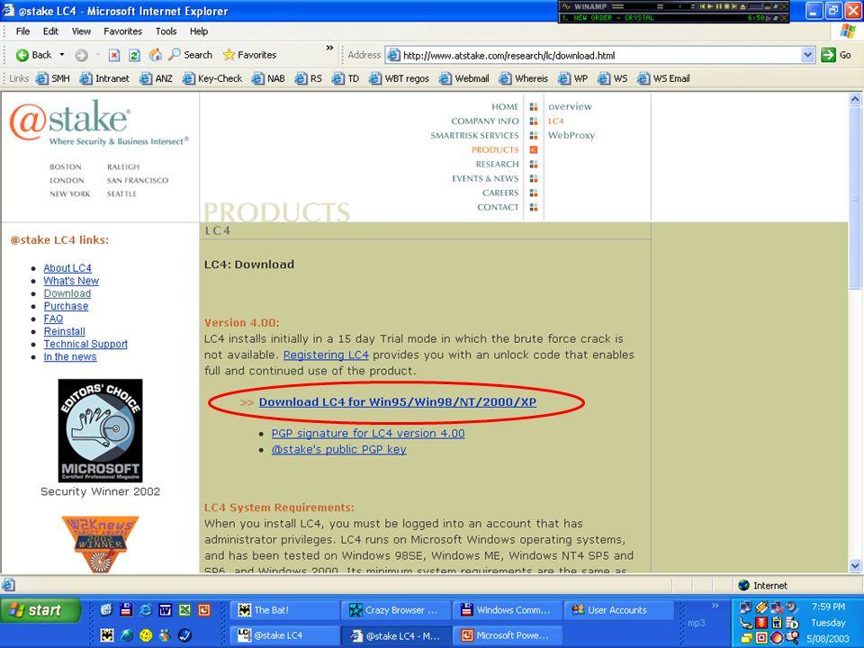 Embedded virus code in webpage